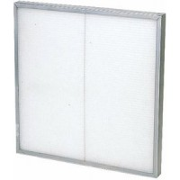 "10""W x 20""H x 1""D White Washable ProFitter Electrostatic Air Filter - B07DYH63QC"