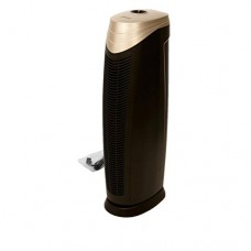 Hunte Large HEPAtech Air Purifier with ViroSilver Pre-Filter HT1701 - Bronze/Black - B07DMSB9YQ