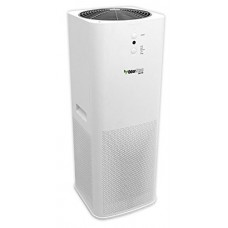 OdorStop OSAP5200 Air Purifier with H13 True HEPA Filter  Active Carbon  Cold Catalyst  Ionizer  3 Speeds  Auto and Sleep Mode - Eliminate Dust  Pollen  Dander  Smoke  Mold & Odors - B078HM9LJL