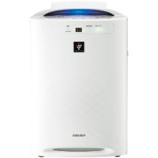 SHARP Air Purifier with Humidifying Function 450mL/h WhitePowerful Plasmacluster7000 KC-B50-W - B0090E6OXY