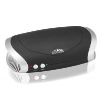 Solair Room  Car and Desktop Portable 5 Stage Air Purifier with Home and Car Adapters - B006ZNQWC6