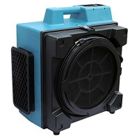 XPOWER X-3300 4 Stage All Washable Filtration System Air Scrubber - B017MT8J1S