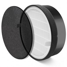 Nispira HEPA Air Filter Replacement Compatible with Levoit Air Purifier LV-H132  Compared to Part LV-H132-RF  1 Set - B07B4W85Q7