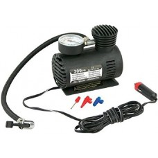 Portable Mini Air Compressor Electric Tire Infaltor Pump 12 Volt Car 12V PSI - B073SN6L25