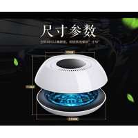 Renshengyizhan@ Car air purifier/Cleaner Magic Ball/car air/in addition to formaldehyde/Solar Charge Voltage/kill harmful bacteria - B07D9JW5M8
