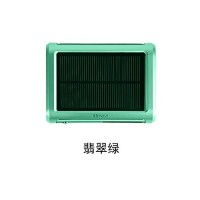 Renshengyizhan@ Car solar purifier Car air Eliminates odor Bacteria sterilization In addition to formaldehyde PM2.5 Smart aromatherapy Air purifier - B07DMKSTYN