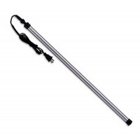 24 in. Dehumidifier Rod in Silver Finish - B00QUHY2VA