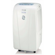 DeLonghi DE500P Energy-Star 50-Pint Dehumidifier with Pump - B0006N2O3M