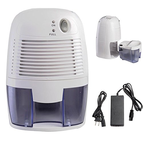 Mini Portable Quiet Electric Home Drying Moisture Absorber Air Room Dehumidifier - B01IZNIOP6