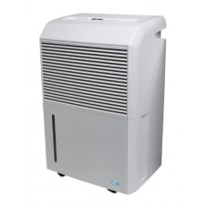 PerfectAire PADP50 50 Pints/Day Dehumidifier Adjustable Humidistat  Timer  Washable Filter  with Built-in Ejector Pump  3000 Sq Ft Coverage - B00C2BYFL0
