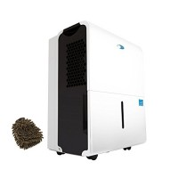 RPD-711DWP Whynter Elite D-series Energy Star Portable Dehumidifier  70-pint (Complete Set) w/ Bonus: Premium Microfiber Cleaner Bundle - B0742HBVQ4