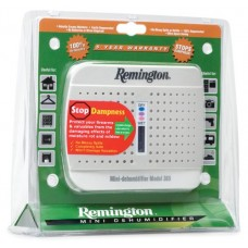 Remington Model 365 Mini Dehumidifier Compact Unit Attracts Holds Moistur Water Crystal - B005T0RPYU