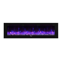 Azure Sky AS-102B Electric Fireplace  102 Inch  black - B0794ZR6BY