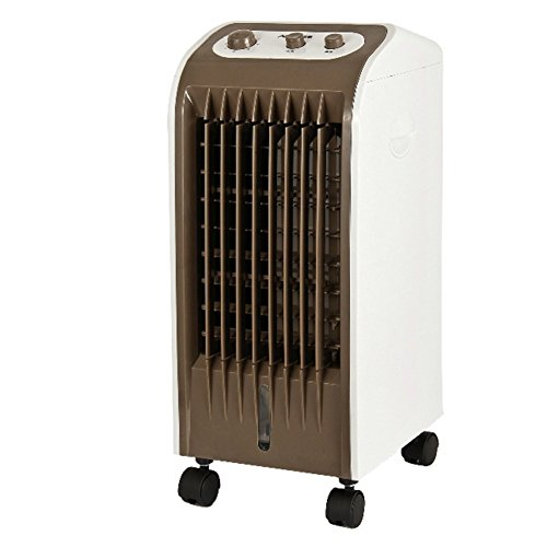 Air conditioning fan  120h single Cooling fan Household humidifier Cooling fan Water cooled air fan Mobile small air conditioner-A - B07DVQ98LZ