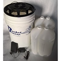 Bucket Breeze Regular Breeze - Personal Cooling System Portable Air Conditioner - B01GKY6K94
