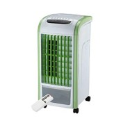 Ikevan Air Cooler Remote Control Fan Humidifier and Air Freshener (Green) - B07FXRBLMQ
