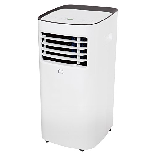 Perfect Aire PORT8000A 8 000 BTU Compact Portable Air Conditioner  350 Sq. Ft. Coverage - B01M7RWCU6