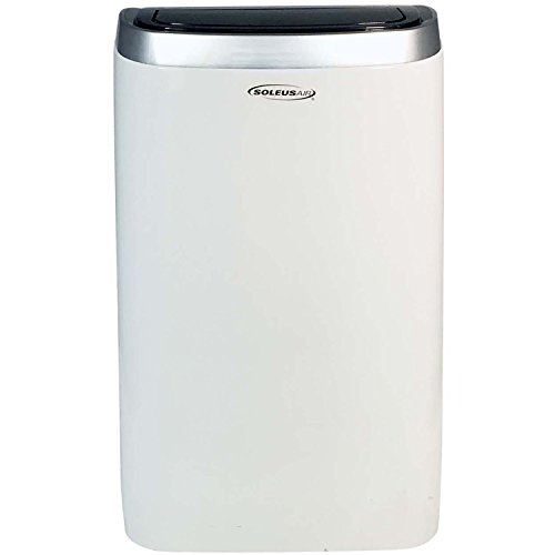 SoleusAir PSC-12-01 Portable Air Conditioner  White - B0746MF2Z7