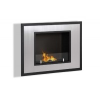 Ignis Bellezza Mini Recessed Ventless Ethanol Fireplace - B00AM21Y9W