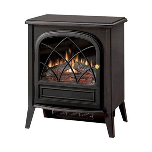 Dimplex North America ES2033 Black Compact Electric Stove  Black - B005VLK1L6