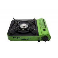 Whip-it! SV-STOVE-09 Hot Spot Butane Stove  Green - B00WRCVOA4