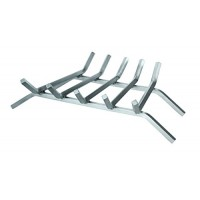 Uniflame  C-7723  23 in. 7-Bar 304 Stainless Steel Bar Grate - B000W4DVYG