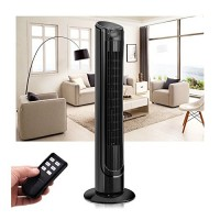 "40"" LCD Tower Fan Digital Control Oscillating Cooling Air Conditioner Bladeless - B07CZ2VGZK"