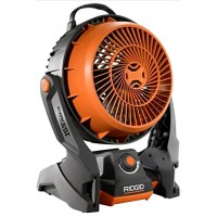 Ridgid R860720B GEN5X 18-Volt Hybrid Cordless & Corded Fan (Battery and Charger Not Included) by Ridgid - B017S4ZIRK