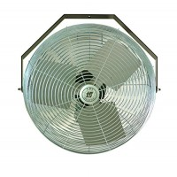 "TPI Corporation U12-TE Industrial Workstation Fan  Mountable  Single Phase  12"" Diameter  120 Volt - B0002FSO92"