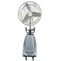 "Ventomist VTHPMF-3010 High Pressure Portable Misting Fan with Three Speeds  30"" - B013X61FHO"