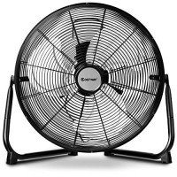 "energi8_loo 19.5"" x 6.5"" x 19.5""High Velocity Floor Fan 3-Speed Floor Fan for Warehouse (16"") - B07H1TV6W5"
