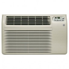 "GE AJCQ12ACG 26"" Energy Star Built In Air Conditioner with 12000 Cooling BTU 24 Hour Timer and Remote Control in Soft Gray - B01GQPNYU0"