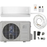 Perfect Aire Quick Connect 36 000 BTU Mini-Split Room Air Conditioner With Heating Mode - B078RVHZ4F