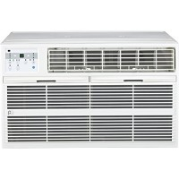 PerfectAire 3PATWH10002 10 000 BTU Through The Wall Heat/Cool Air Conditioner with Remote Control  White - B012D7W57I
