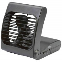 Maxam® Battery Powered Portable Fan - B075RNPRLQ