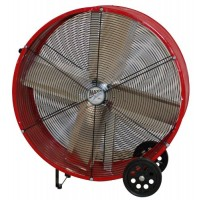MaxxAir BF30DD REDUPS 30-Inch Direct Drive Commercial Fan  Red - B00265O8YG