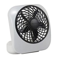 O2 Cool 5 Inch Battery Operated Portable Fan - B06X97MPBR