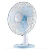Hw Ⓡ Wall fan Electric Fan - Mechanical Moving Head Mini Desktop Home Student Dormitory Timing Fan - B07G57DQ7M