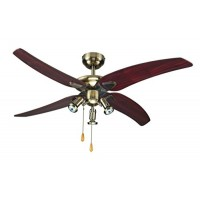 Ocean Lamp OL48047 Modern Decorative Ceiling Fan W/Light&Remote Control - B071ZH5XBD
