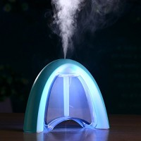 Humidifier Usb Rainbow Car Home Perfume Atomizer Air Purifier Colorful LED Umidificador Mist Maker - B078WQ1KS8