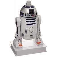 "Star Wars R2D2 Ultrasonic Cool Mist Personal Humidifier  5.5"" - B011TPKBBW"