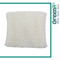 GreenR3 1-PACK Wick Filters Humidifiers For Honeywell HC-888 fits HCM890 HCM890C HCM890-20 HCM-890 HCM-890-C HCM-890-20 Duracraft DCM200 HCM890 DH888 DH890 DH890C AC-888 Best Air D88 and more - B077VPTC19