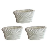 Think Crucial 3 Replacements for Graco 4 Gallon Humidifier Filter Fits Model 2H02 & TrueAir 05521 - B00L7YGQEM