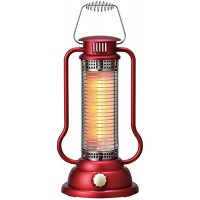 APIX Mini Halogen Heater (300W) AMH-386-RD (Antique Red)【Japan Domestic genuine products】 - B01JFUZLAY
