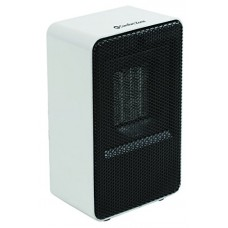 "Comfort Zone Fan Forced Personal Ceramic Heater Only 7"" Tall Take It with You 200 Watt Output 683btu Energy-Smart  uses only 200 Watts - B016X59W6I"