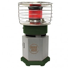 Dura Heat LP10-360 Single Tank Portable 360 Degree Indoor Outdoor Propane Heater - B072W5KLBB