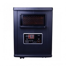 Homeleader Electric Space Heater  IWH-07 Digital Infrared Quartz Heater  1000W - B01MFEOJ9S