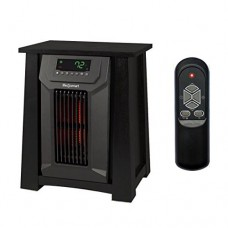 Lifelux 1500 Watt 110 Volt 15 Amp Revolutionary Infrared Electric Heater with Air Ionizer System - B00MV6LX1Q