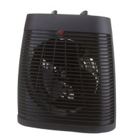 Pelonis Black Fan-Forced Heater - B008ALF9NO