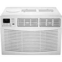 Amana 24 000 BTU 230V Window-Mounted Air Conditioner with Remote Control  White - B072BYF15Z
